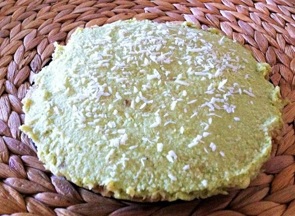 Avocado Coco LimeCake